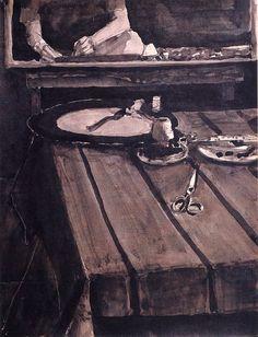 Richard Diebenkorn  Ink