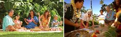 """While visiting us, sign up for our complimentary Hawaiian activities. Learn to make a lei, learn to play the 'ukulele, or sign up for our new fitness class """"Hularobics."""""""
