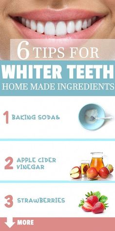 6 Tips for  whiter teeth Home made ingredients #BeautyTipsForLips #EverydayBeautyRoutine Beauty Tips In Hindi, Beauty Tips For Face, Face Tips, Beauty Tricks, Beauty Secrets, Natural Hair Mask, Natural Hair Styles, Natural Beauty, Natural Skin