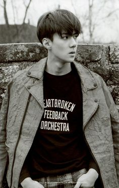sehun exodus hq photobook - Google Search