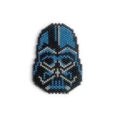 Je suis ton père #tissagepeyote #darkvador #starwars  bonne année à tous !