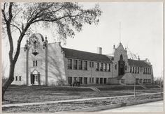 Catholic School. 1926. UHPC, University Archive, Archives and Special Collections, CSU, Fort Collins, CO