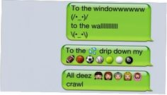 Those People Made The Most Creative Use Of Emojis You've Ever Seen. Woha!