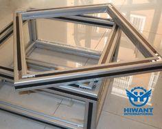 Aluminium profile product, industrial aluminium profile frames for assembly part.