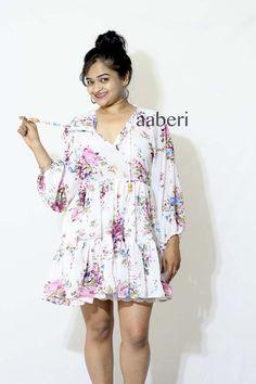 Skater Dress / Swing Dress/ Full Circle Dress /Retro by aaberi