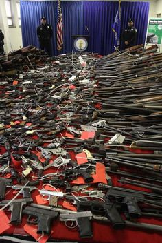 Camden County breaks a record for the Gun Buy Back program. More than 1,100 guns were taken off the streets.