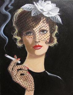 When smoking was fashionable by dian bernardo