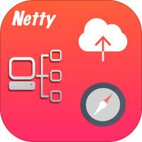 Netty - Network scanner, Wifi Analyzer IP Ping Tool utility by NIVIN REGI