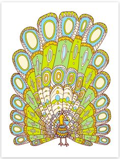 solo thais: REPOST: PEACOCKS IN DESIGN