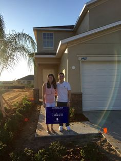 Welcome our NEWEST #HappyHomeowners in Hawks Point! Congrats!