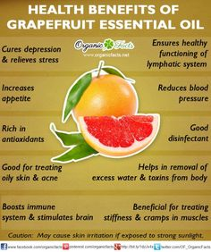 Health Benefits of Grapefruit Essential Oil | Organic Facts