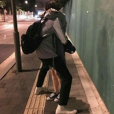 › korean couple shared by aliferous on We Heart It Couple Tumblr, Tumblr Couples, Teenage Couples, Relationship Goals Pictures, Cute Relationships, Couple Relationship, Boyfriend Goals, Future Boyfriend, Gay Couple