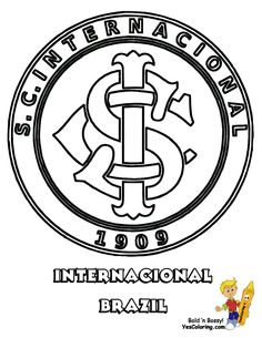 WorldCup ColoringPage You Can Print Out This Soccer Coloring