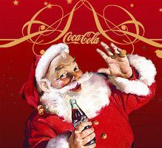 Coca Cola Santa 2007