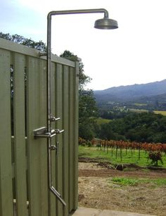 Etonnant High/Low: Rugged Outdoor Shower | Pinterest | Shower Valve, Bath And House