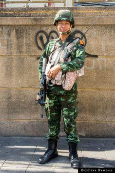 "The ""Coup"" Bangkok Mai 2014"