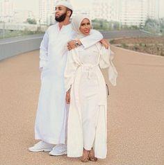 Basma K and her Husband