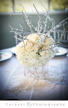Centros de mesa para una boda de invierno navidad_2_600x955