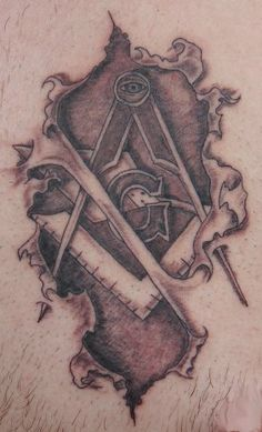 Masonic Tattoos
