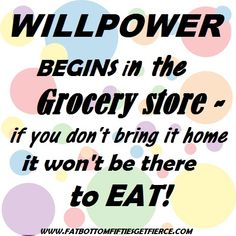 Why Willpower Ain't All it's Cracked Up to Be