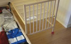 Post with 22 votes and 72567 views. Shared by Convert Ikea Crib to Co-Sleeper Small Bedroom Furniture, Funky Furniture, Cheap Furniture, Online Furniture, Furniture Nyc, Furniture Ideas, Furniture Design, Ikea Cot, Ikea Baby