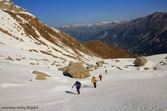 heading for Tzoymerka ridge