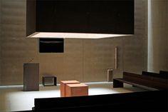 RCR Arquitectes + Coussée & Goris || Crematorio en Hofheide (Bélgica) || 2006