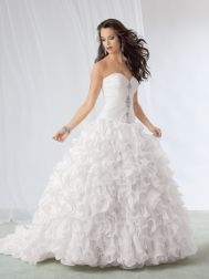 Jordan Reflections Wedding Dresses - Style M180