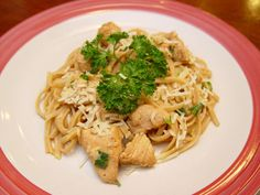 Beach Street Lemon Chicken ~ made this...and was unwhelmed. The flavor was awesome on the pasta, but a little weird on the chicken. Maybe let it marinate less time? I had it in for 7 hours. ~kb