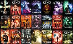 Stephan King.. Recently obsessed.. A true artist.