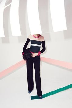 Sonia by Sonia Rykiel Fall 2014 #fashion #photography #sonia_rykiel