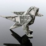 Craig Folds Five Money Origami 2