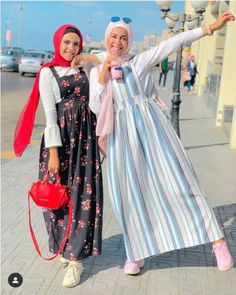 Polished hijab casual looks Modest Fashion Hijab, Modern Hijab Fashion, Hijab Fashion Inspiration, African Fashion Dresses, Fashion Outfits, Hijab Casual, Hijab Fashion Summer, Iranian Women Fashion, Islamic Fashion