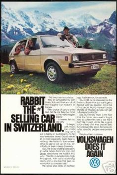 #VWRabbit, 1979 This was my first car! I bought it in 1990....