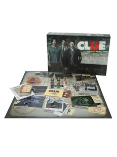 Supernatural Clue Game | Hot Topic