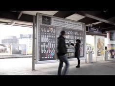 Aliqua Germany   QR Code store on train stations