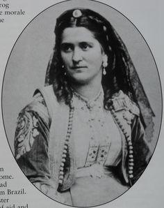 Queen  Milena of Montenegro