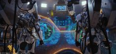 Come visit our dedicated page about our work on Pacific Rim.