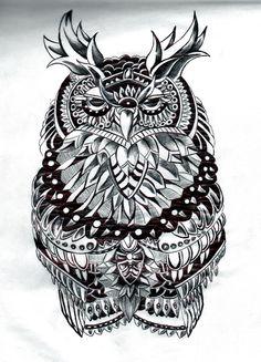 drawing . black e white