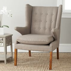 Safavieh Gomer Arm Chair