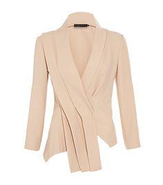 Donna Karan Asymmetric Jacket | Harrods