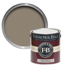 Farrow & Ball Estate Emulsion No 222 Brinjal Farrow Ball, Cinder Rose Farrow And Ball, Dix Blue, Skimming Stone, Pavilion Grey, Elephants Breath, Cornforth White, Purbeck Stone, Letters