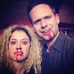 Helena and Jesse, so cute!!!