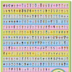 f8222eb0c Animal Crossing New Leaf Poster from Club Nintendo. #nintendo  #animalcrossing - Depop New