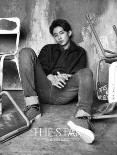 FT.Island : Jae Jin - The Star Magazine April Issue '15