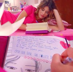 Картинки леона в дневнике виолетта