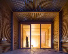 The Pavilion,© Fernando Guerra | FG+SG