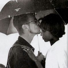 Iman & Husband David Bowie