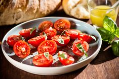 If you're lucky enough to grow your own tomatoes, this very simple recipe will complement their taste. Add Ballymaloe French Dressing to complete.  #salad #saladdressing #frenchdressing #tomato #irish French Dressing, Tomato Salad, Salad Dressing, Tomatoes, Summertime, Irish, Salads, Easy Meals, Vegetables