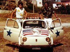 Fiat 500 anni '70